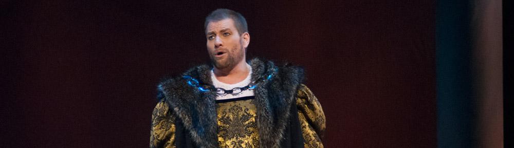 Il Trovatore - L'Opera de Montreal (2012) - Yves Renaud